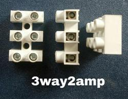 3 Way 2 Amps Connector for Lighting Fixtures