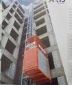 Passenger Cum Material Lift For Construction Site