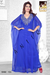 Designer Party Wear Kaftan