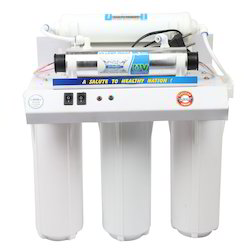 Salute Automatic 5 Stage UV Water Purifier, Capacity: 60 Lph