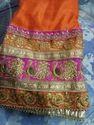 Cotton Embroided Lehenga
