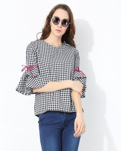 outlet online online here better Cotton Tops And Tunics For Women