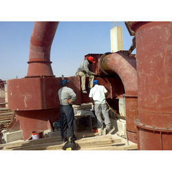 Ball Mill Ducting Services