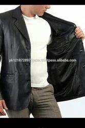 Boys Leather Jackets Blazer