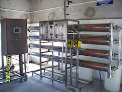 Automatic Stainless Steel RO Plant