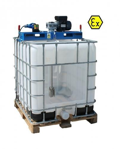 Industrial Agitator - IBC Mixer Exporter from Mumbai