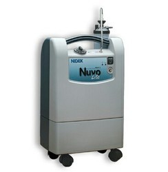 Portable Nidek Nuvo Lite Oxygen Concentrator