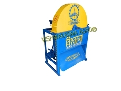 Covered Power Operated Chaff Cutter Machine