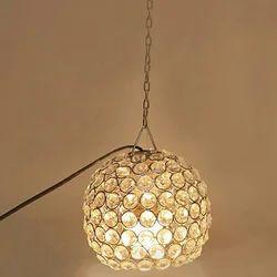 Round Crystal Light