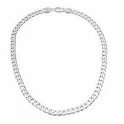 Stylish Silver Chain