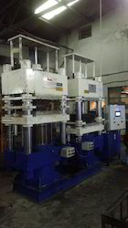 Rubber Moulding Press 400 Ton