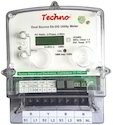 Techno Three Phase Dual Source Pre- Payment Meter