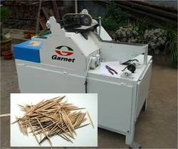 Toothpick Making Machines