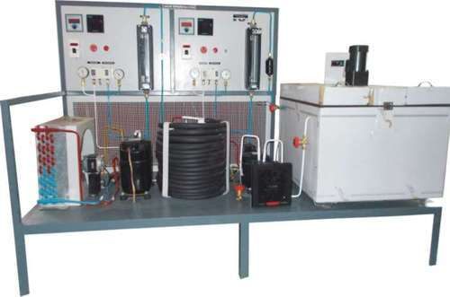 Refrigeration And Air Conditioning Lab Equipment Cascade
