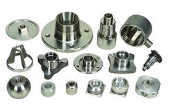 Stainless Steel Polished Precision Turned Components, For Structure