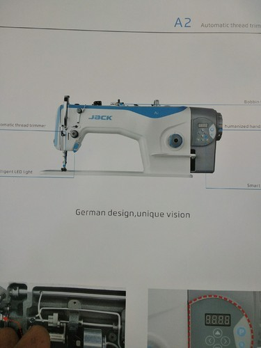 Jack A2 Sewing Machine Wholesale Trader from Karur