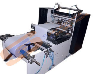 Atm Thermal Paper Slitting Machine