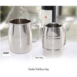 Double Wall Beer Mugs