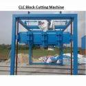 CLC Block Cutting Machine