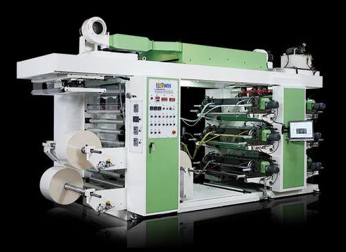Single Colour Flexo Printing Machine एकल रंग वाली