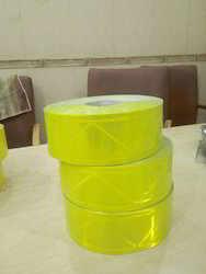 PVC Green Reflective Tape