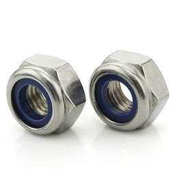 Stainless Steel Self Locking Nut