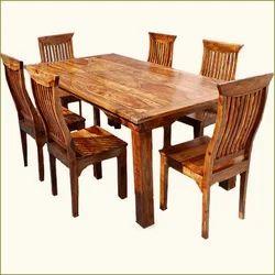 wooden restaurant dining table - Restaurant Dining Room Furniture