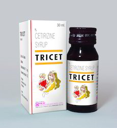 Anti-allergic Syrup (Cetirizine)