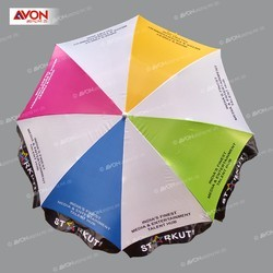 Multi Color Patio Umbrella