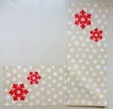 Snowflakes Table Runner