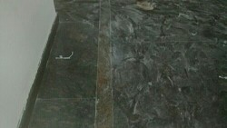 Granite flooring lining work