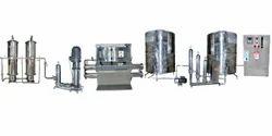 RO Plant 4000 LPH SS 316