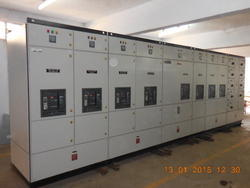 Ms 3 - Phase Power Control Center, IP54