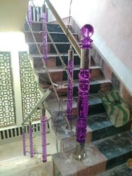 Acrylic Glass Railing