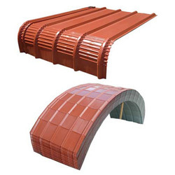 PPGL Curve Crimp Sheets