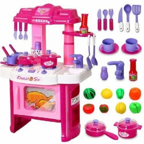 Kids Kitchen Sets At Rs 500 Piece Karol Bagh New Delhi Id