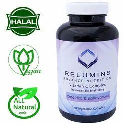 Relumins Vitamin C 1000 Mg 180 Capsules