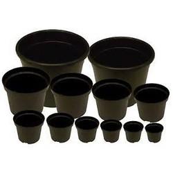 Round Garden Flower Pots, Size: 2 - 20 Inch
