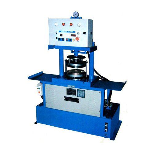 Hydraulic Paper Plate Cutting Machine  sc 1 st  IndiaMART & Hydraulic Paper Plate Cutting Machine at Rs 60000 /piece | Paper ...
