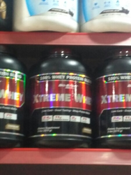 Muscle Builder Supplement