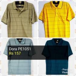 440505da7 Mens Cotton Collar Neck Polo T Shirt, Size: S - XXL