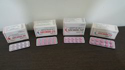 SECMIN - 10/25/50/75 (Nortriptyline Tablets)
