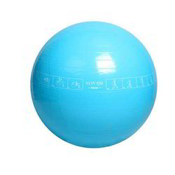Novafit Instruction Printed Gym Ball 75 Cm