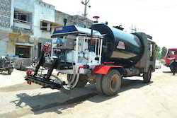 Automatic Bitumen Pressure Sprayer