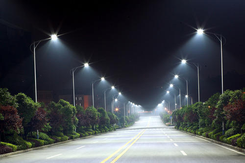 50 W Cool White LED Road Lights, Rs 22000 /piece Nilkanth Corporation   ID:  12977474291