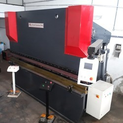 Semi Automatic Press Brake Machine