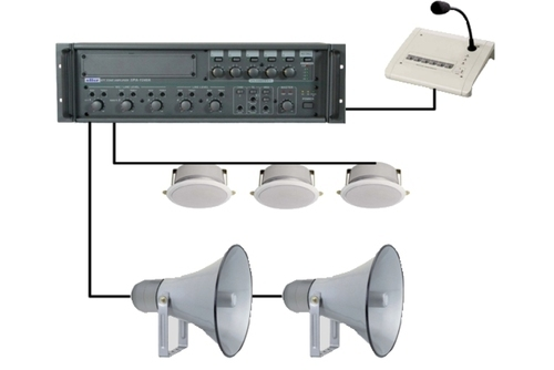 Ip Based Pa System View Specifications Amp Details Of