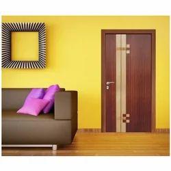 VTC Wood Wooden Flush Door, For Home