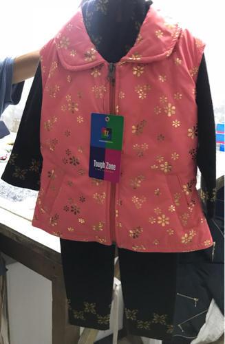 2dfba1863239b ... Kids Winter Clothes. Woolen 3 Piece Little Girls Jacket Set