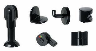 Toilet Partition Fittings In Nylon Hardware At Rs 1750 Set Nylon Fittings Id 10984767348